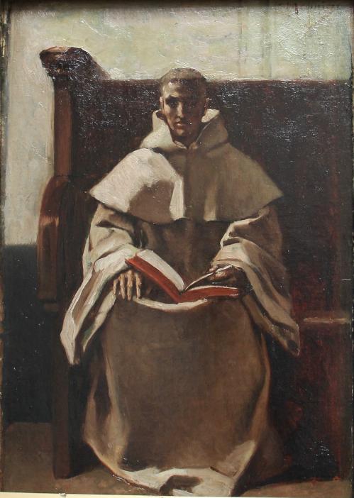 Meunier Trappist monk